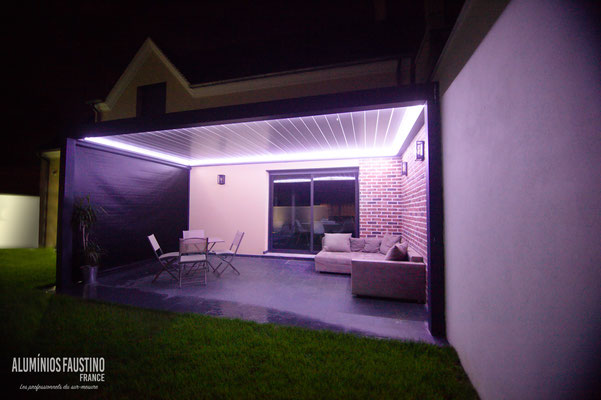 Clôture/Portail/Portes/Fenêtre/Pergola en aluminium