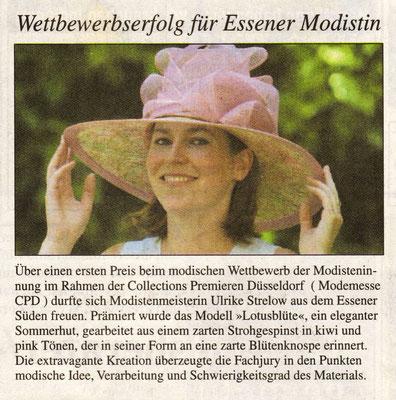 August 2004, Wochenpost