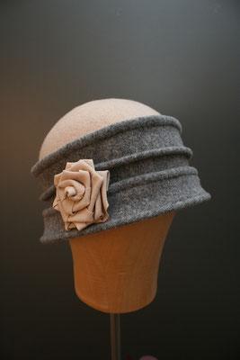 Hutmütze aus Wolle aus dem eigenen Hutatelier