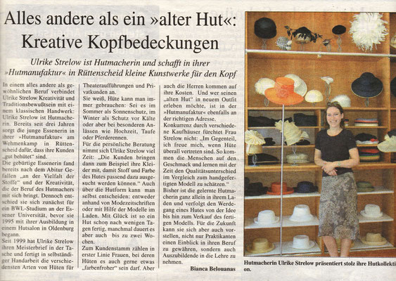 August 2003, Wochenpost