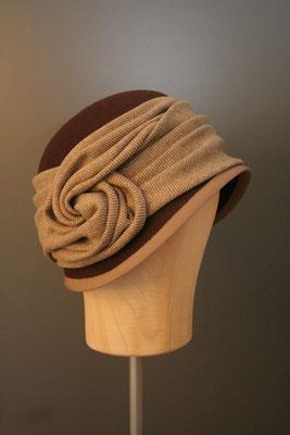 Filzhut für Damen aus dem eigenen Hutatelier