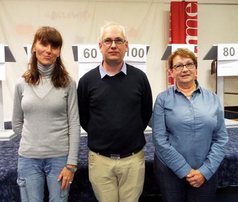 L'équipe de la Communauté de communes Ouest Amiens