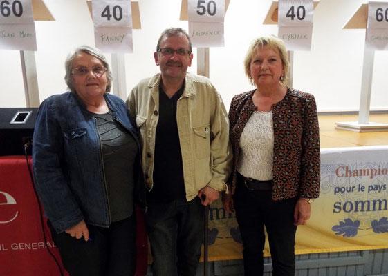 L'équipe de la Communauté de communes de la Région d'Hallencourt