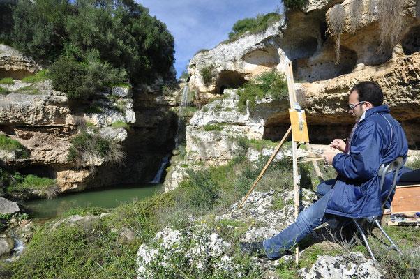 Gravina di Riggio, Grottaglie, 2015 foto di Nicola Marinosci