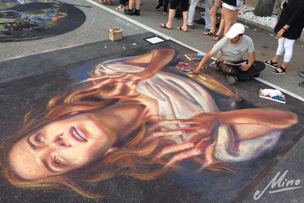 Chalk Festival 2019, Sarasota, Florida