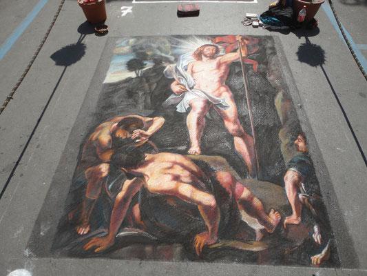 Resurrezione, Nocera Superiore 2012, Italy