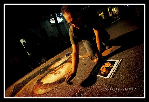 Salento Buskers Festival, Uggiano La Chiesa (LE) agosto 2015  foto di Umberto Coluccia