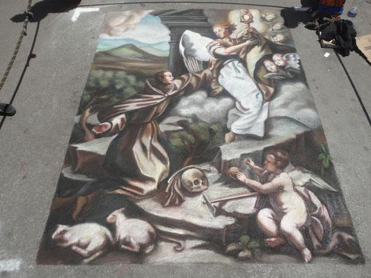 Il Serafino dell'Eucarestia, Nocera Superiore 2013, Italy