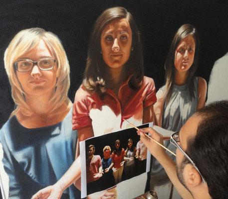 Dipingendo Solidarietà comune, 2014