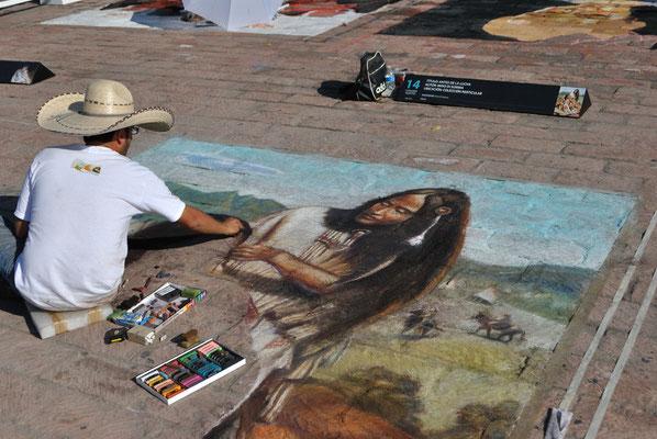 Antes de la lucha, Festival Bella Via 2014, Monterrey, Mexico