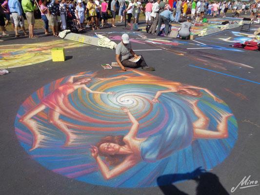 Chalk Festival 2017, Venice, Florida