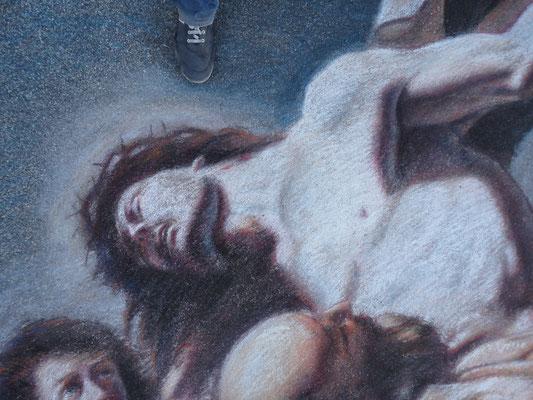 Deposizione di Mattia Preti, Grazie di Curtatone 2011, Italy