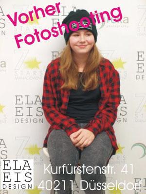 Fotoshooting Party ELA EIS Düsseldorf