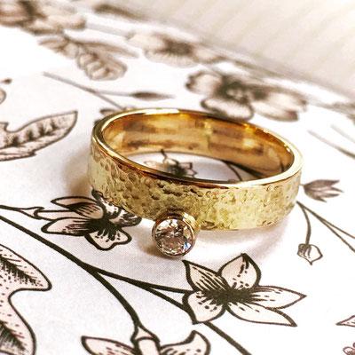 'Oud goud' met zirkonia