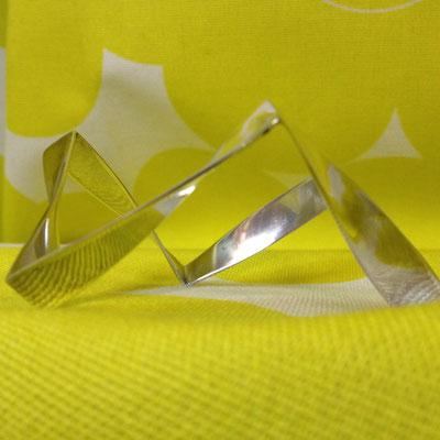 Zilveren armband met torderingen