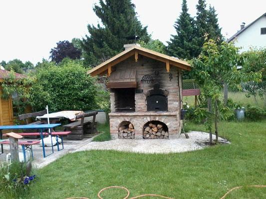 grill back r ucherofen hoffmann vilsbiburg. Black Bedroom Furniture Sets. Home Design Ideas