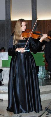 Violinistin CWO