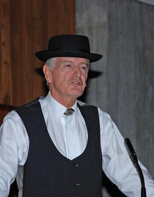 Ueli Schenk: Laudatio für...