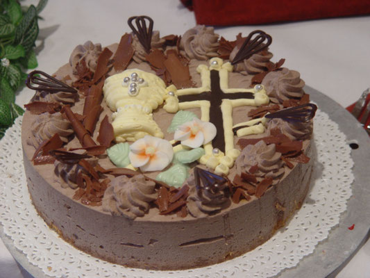 |15|: Torte zur Kommunion