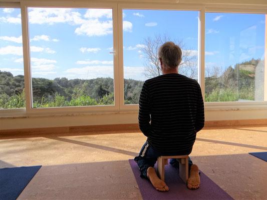 estúdio de corpo e alma, yoga, meditação, chão de cortiça flutuante, saúde e bem estar