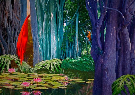 Fantasia-Wald