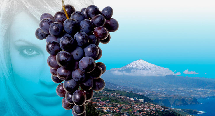 Die Weinkönigin von Tenerife