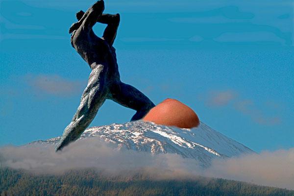 Pico del Teide - der Heilige Berg der Guanchen