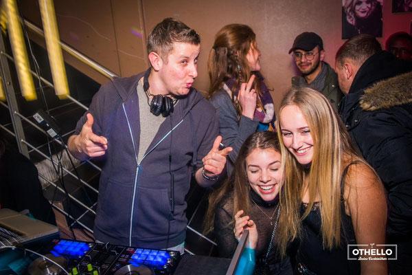 Location : Othellobar Freiburg Vodkabull-Night 2018