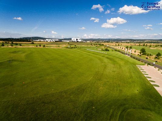 Driving Range Golfplatz Niedernberg