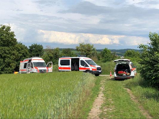 Rettungseinsätze / Personensuche