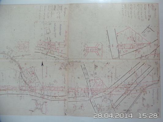 Eisenbahnvermessung 1902