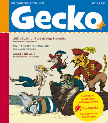 Gecko 25