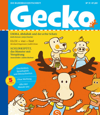 Gecko 31