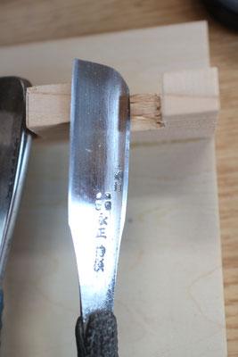 理容刃物。顔そりだから研ぎは繊細です。玉鋼です。