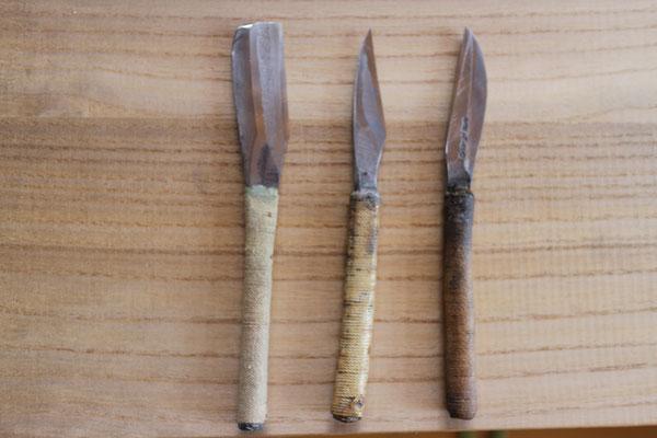 木工用に刃物形状をなおしました。