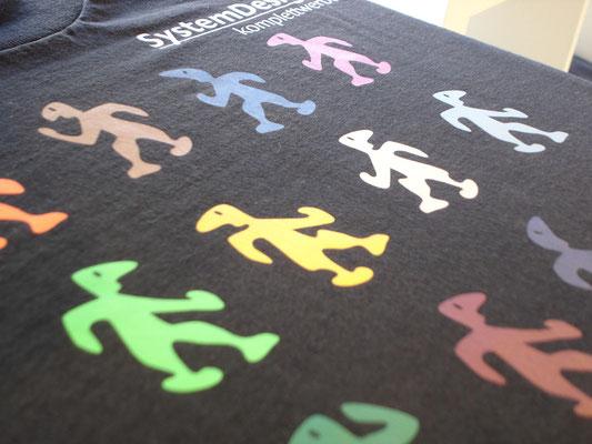 Textil Flex mehrfarbig