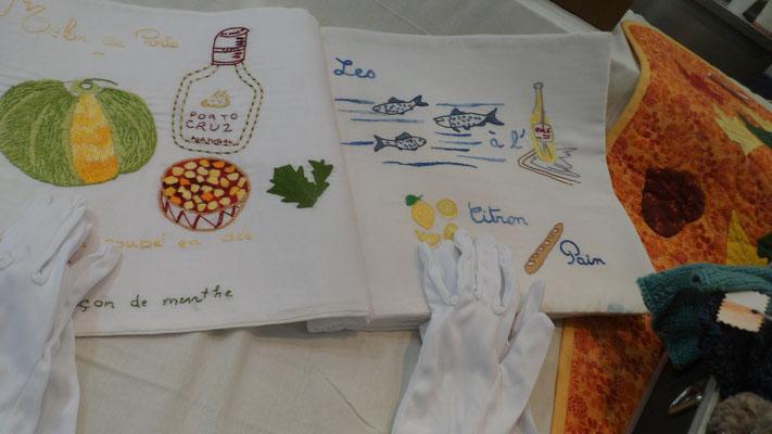 Le cahier de recettes