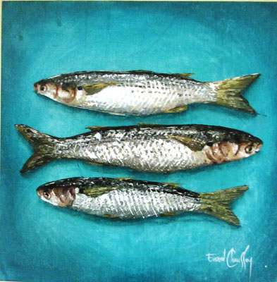 N°14 Poisson du lagon1 35x35 AST