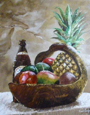 N°20 Cinq fruits et légumes par jour 51x40 AST Vendu