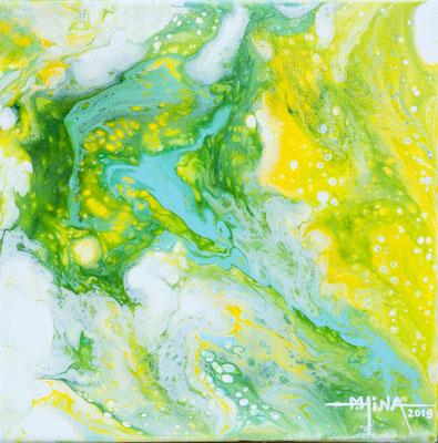 N°15 Green peace 20x20