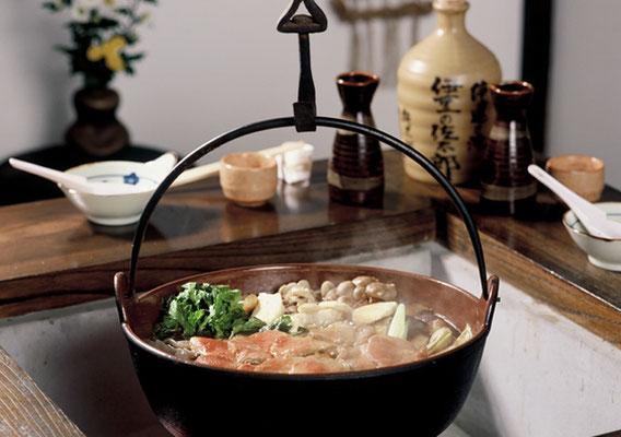 名物しし鍋
