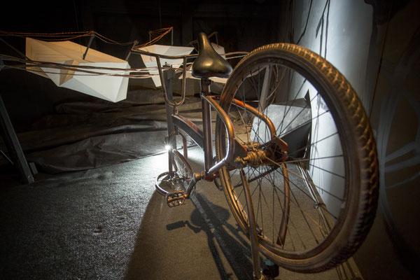Installation 3Geod par Odeg. credit photo: Julie Bruhier.
