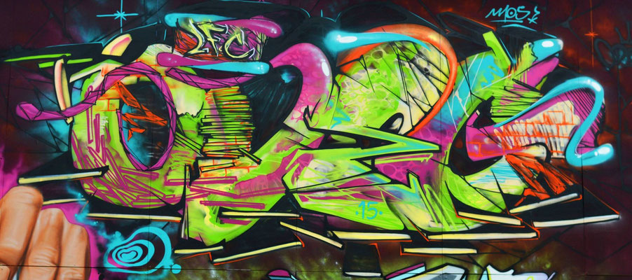 Odeg, meeting of style, Perpignan, 2015
