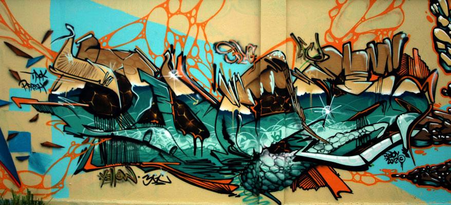 Monster Jam - ODEG - 2012
