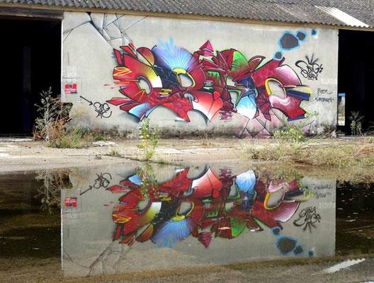 Finishous t'entends  - OBAD, ODEG et MXBX (Photo) - Bordeaux 2013