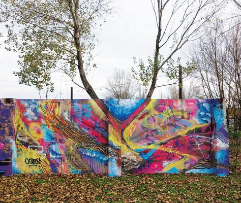 L'automne, Odeg parc aux angeliques, Bordeaux. 2015