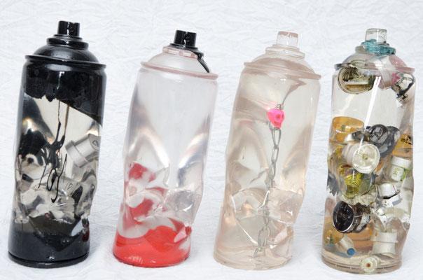 Glass bomb x4 par Odeg - 2014