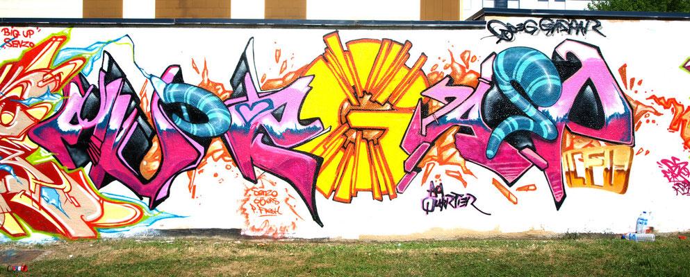 Jam de brive 1 - GASPAR et ODEG - Brive 2009