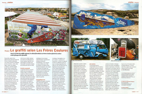 Le Festin magazine - Automne 2011