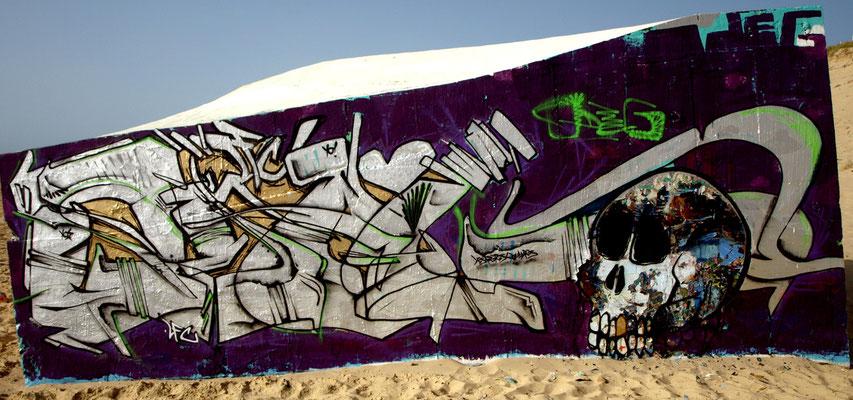 Bunker retouche - ODEG - Cap - Ferret 2012